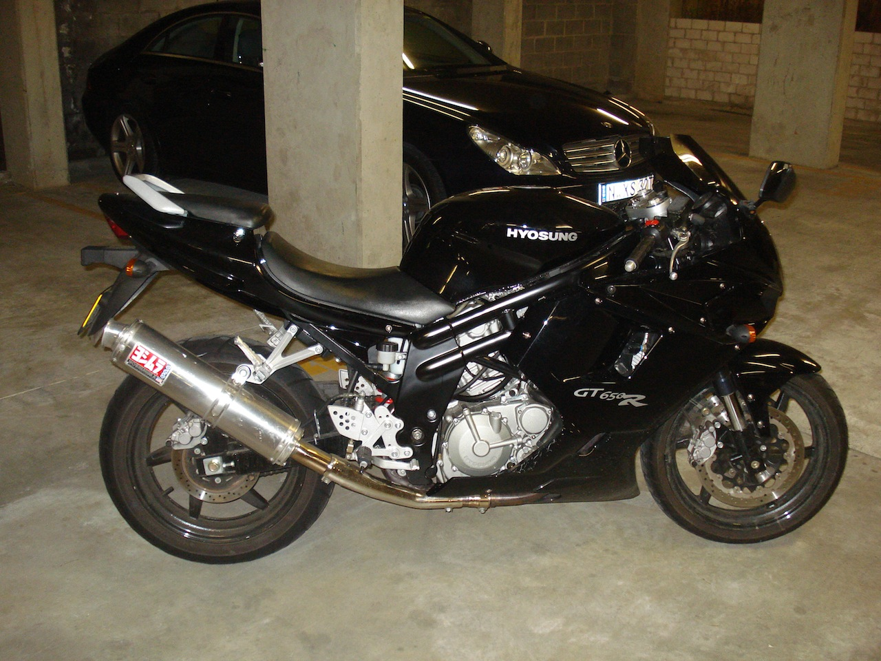 hyosung gtr comet 650 buy and sell cars motorbikes pyrmont. Black Bedroom Furniture Sets. Home Design Ideas