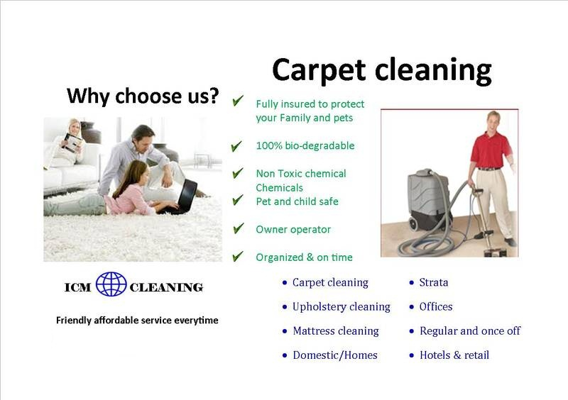 Sydney Wide Carpet Cleaning Images