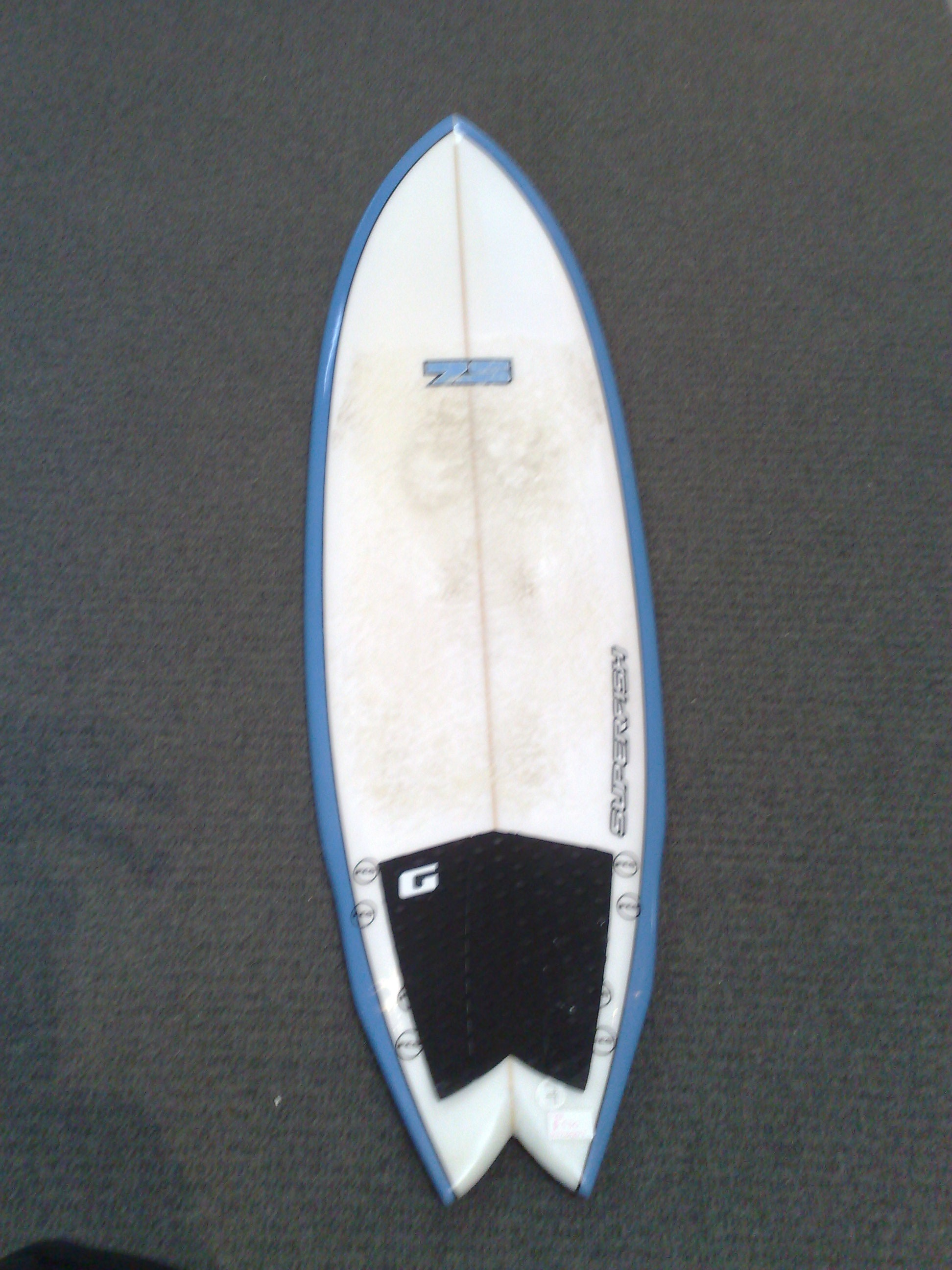 Surf board for sale 7s super fish 5 9 buy and sell for Fish surfboards for sale