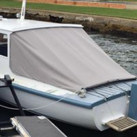 Buy Custom Boat Covers in Sydney | OZ MOTOR TRIM