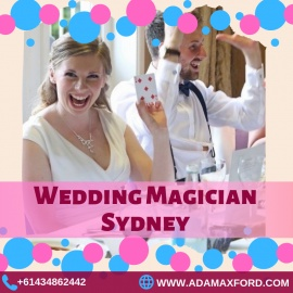 Magic Brings Unique Entertainment On Your Special Day